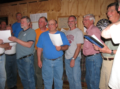 Jambalaya Mens Choir